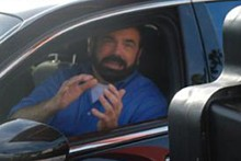 Billy Mays orders McDonald's