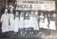 Did Charlie Nagreen invent the hamburger?