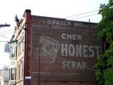 Chew Honest Scrap