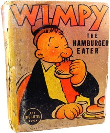 J. Wellington Wimpy - Carnivore of the Week