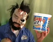 Billy Mays - Zombie Clean Commercial