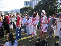 Zombie Jesus Brisbane