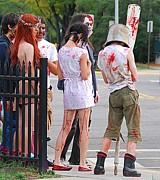 Zombie Jesus Detroit