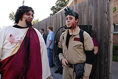 Zombie Jesus Houston