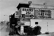 Brains 25 Cents - Zombies Eat Free on Tuesdays - St. Louis, MO