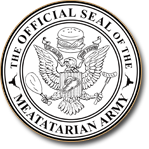 The Official Seal of the Meatatarian Army